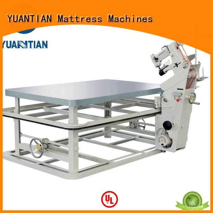 machine top binding YUANTIAN Mattress Machines mattress tape edge machine