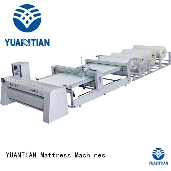 wbsh3 lockstitch quilting machine for mattress price YUANTIAN Mattress Machines
