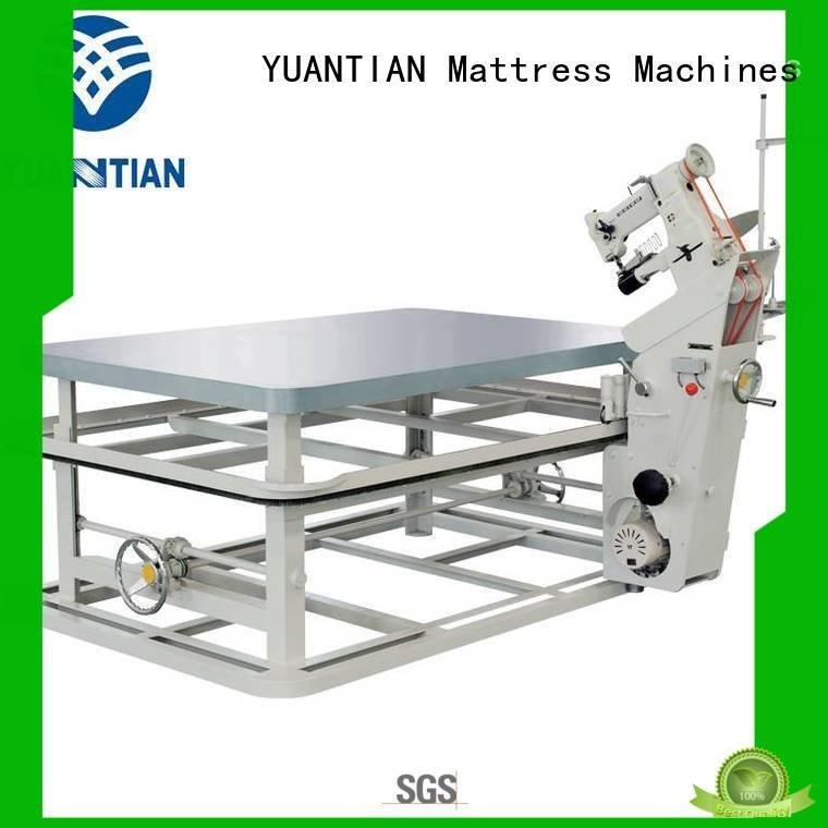 top binding machine tape YUANTIAN Mattress Machines mattress tape edge machine