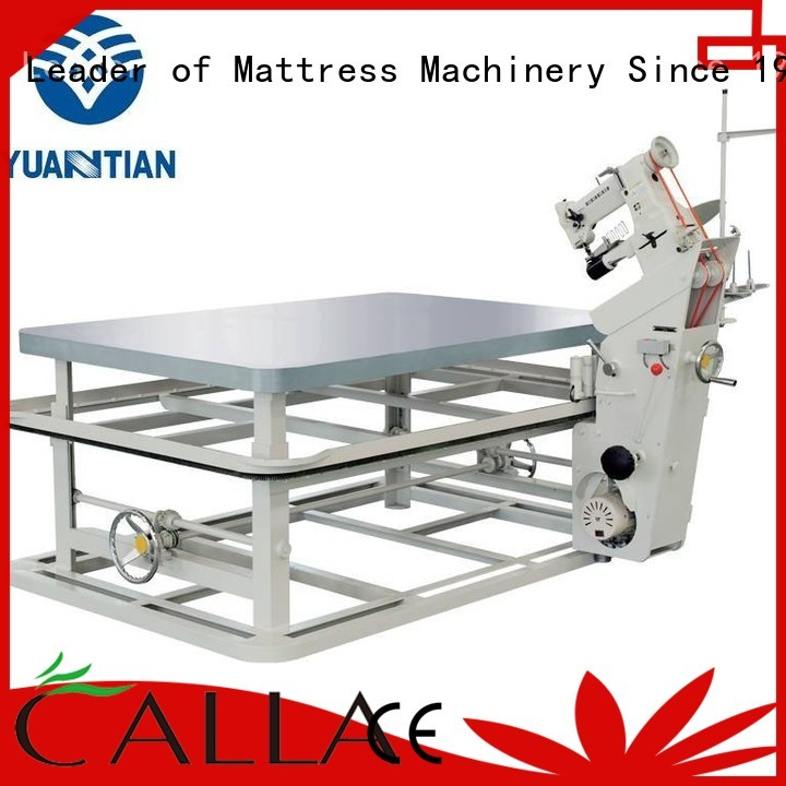 tape mattress tape edge machine edge YUANTIAN Mattress Machines company