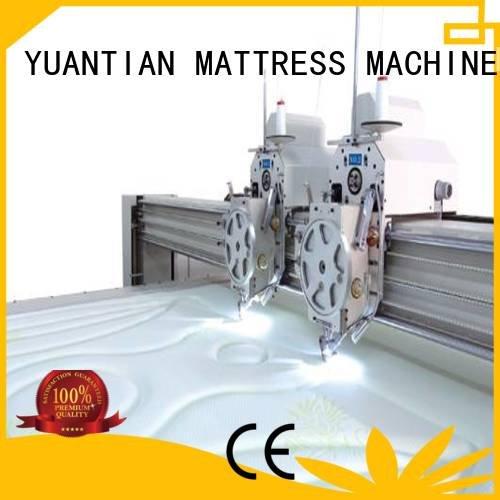 OEM quilting machine for mattress price heads quilting double quilting machine for mattress