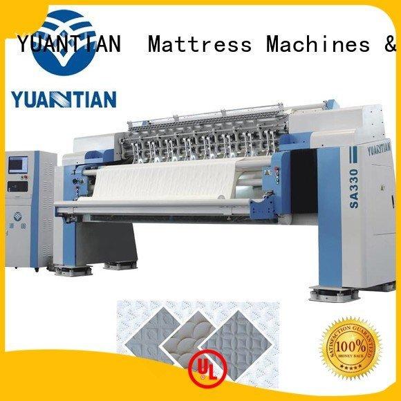 Custom single quilting machine for mattress side quilting machine for mattress price