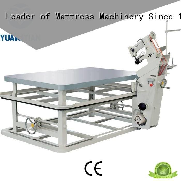 YUANTIAN Mattress Machines mattress tape edge machine tape top binding table