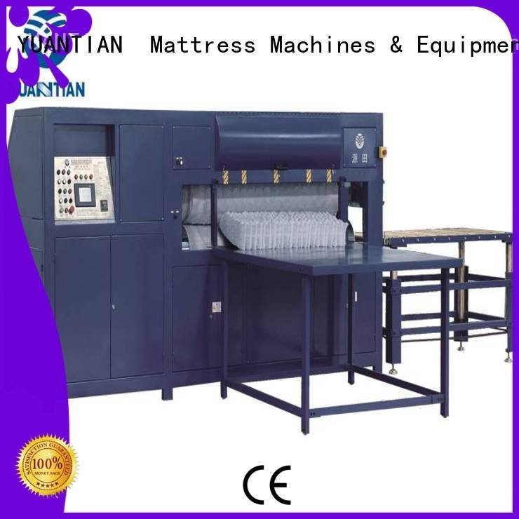 foam mattress making machine automatic rollpack spring wire Bulk Buy