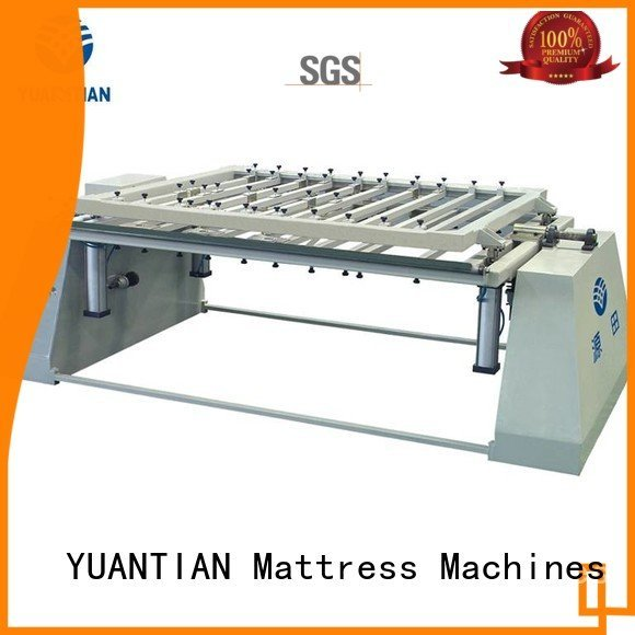 foam mattress making machine unpressing mattress wire YUANTIAN Mattress Machines