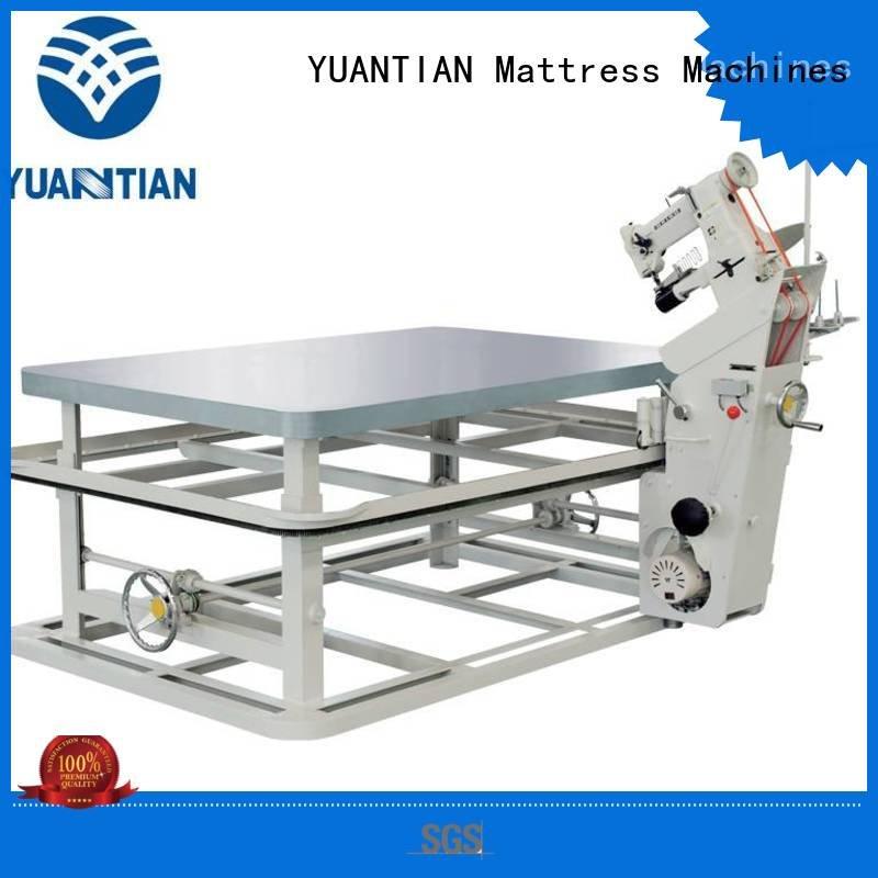 OEM mattress tape edge machine edge wpg2000 mattress tape edge machine