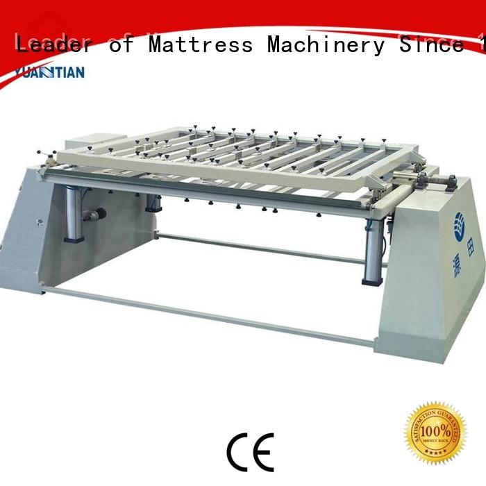 foam mattress making machine unpressing packing mattress packing machine YUANTIAN Mattress Machines Brand