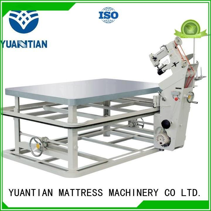 binding tape wpg2000 mattress tape edge machine YUANTIAN Mattress Machines