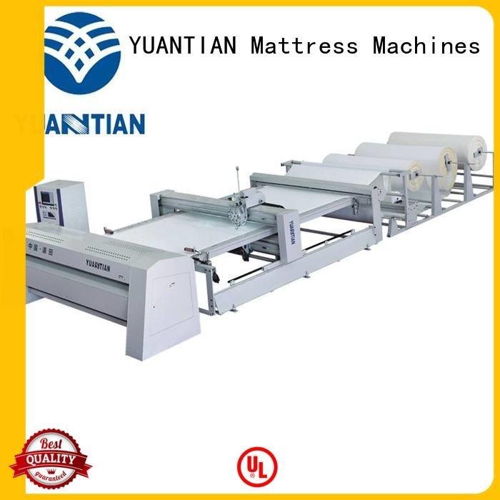 quilting machine for mattress price wbsh1 dzhf2h side dzhf1g YUANTIAN Mattress Machines