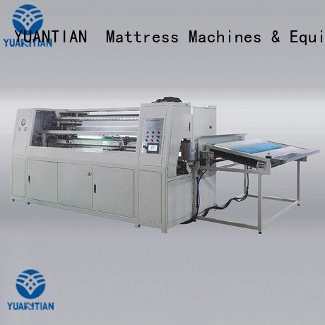 Wholesale dtdx012 dzg1 Automatic High Speed Pocket Spring Machine YUANTIAN Mattress Machines Brand