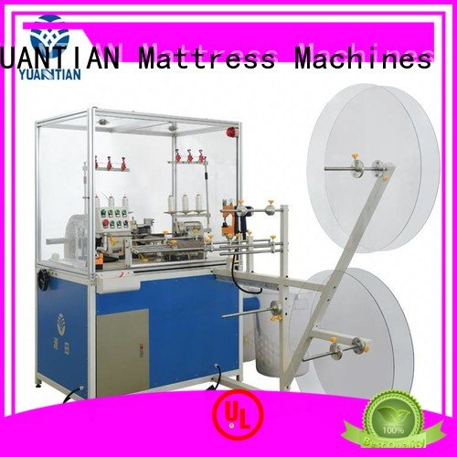Double Sewing Heads Flanging Machine double Mattress Flanging Machine machine