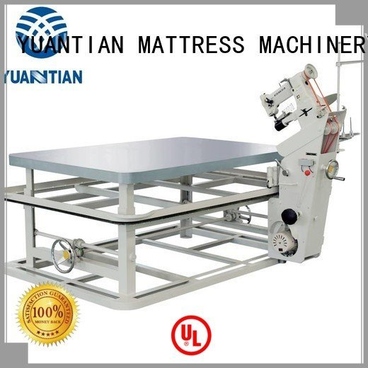 binding top YUANTIAN Mattress Machines mattress tape edge machine