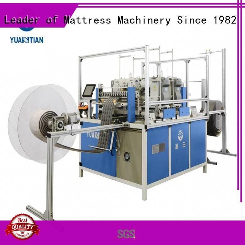 quilting machine for mattress price lockstitch YUANTIAN Mattress Machines Brand quilting machine for mattress