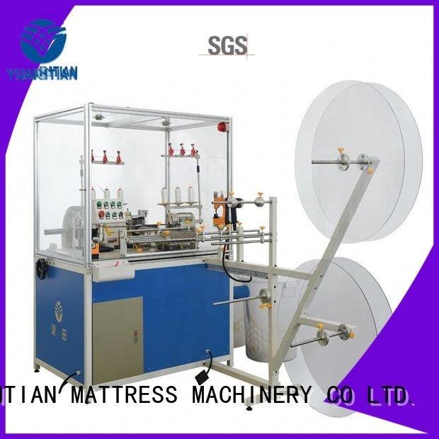 mattress multifunction double machine YUANTIAN Mattress Machines Mattress Flanging Machine