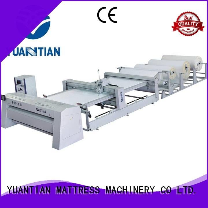 quilting machine for mattress price sa330 quilting machine for mattress YUANTIAN Mattress Machines