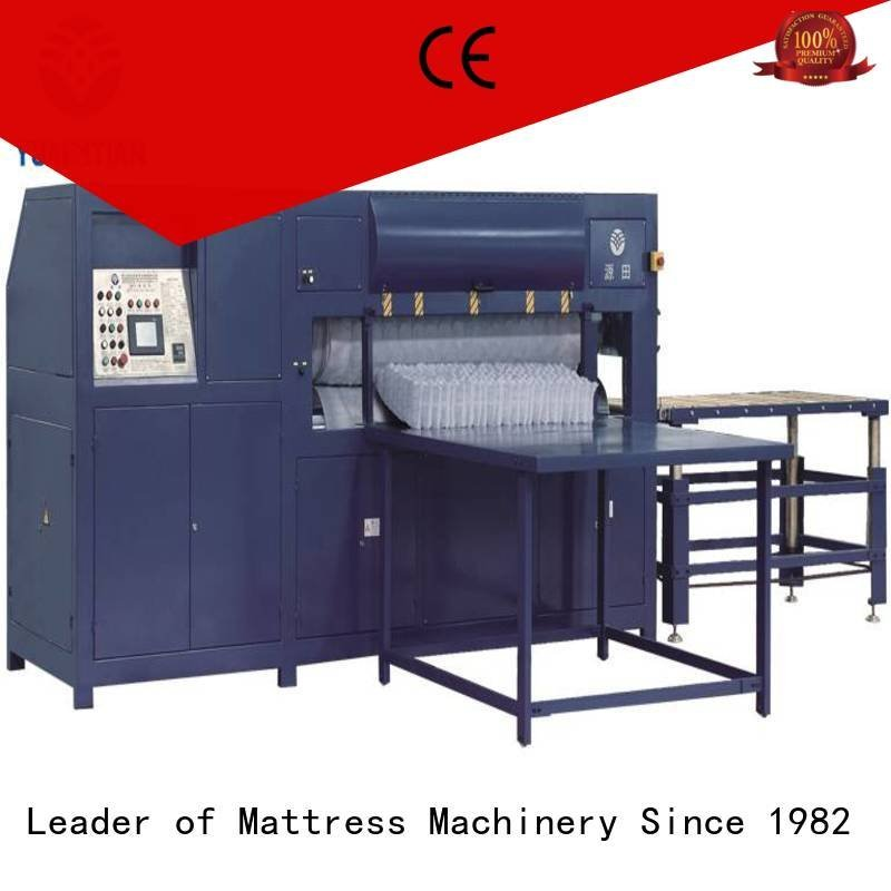 border rollpack YUANTIAN Mattress Machines mattress packing machine