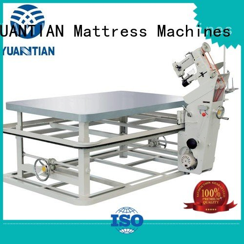 wb1 mattress mattress tape edge machine YUANTIAN Mattress Machines