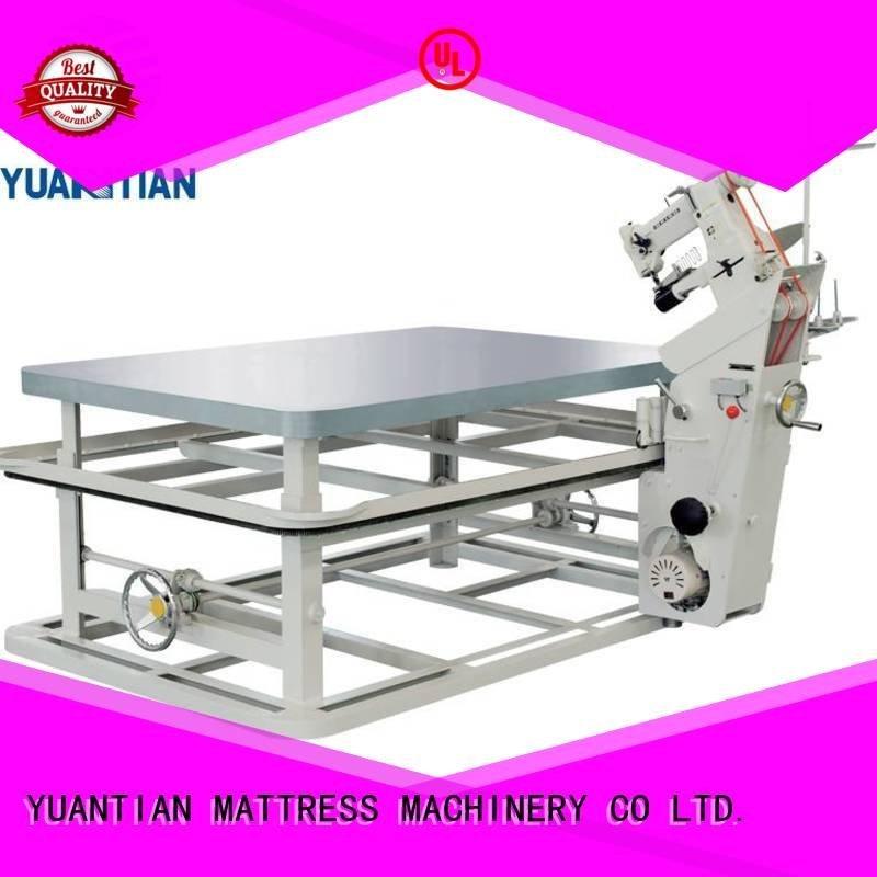 machine mattress wb1 table YUANTIAN Mattress Machines mattress tape edge machine