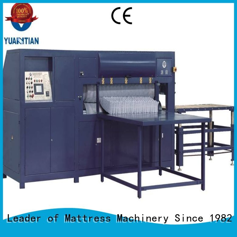 foam mattress making machine straightening Bulk Buy pneumatic YUANTIAN Mattress Machines