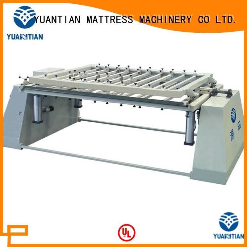 Hot foam mattress making machine spring mattress packing machine rollpack YUANTIAN Mattress Machines