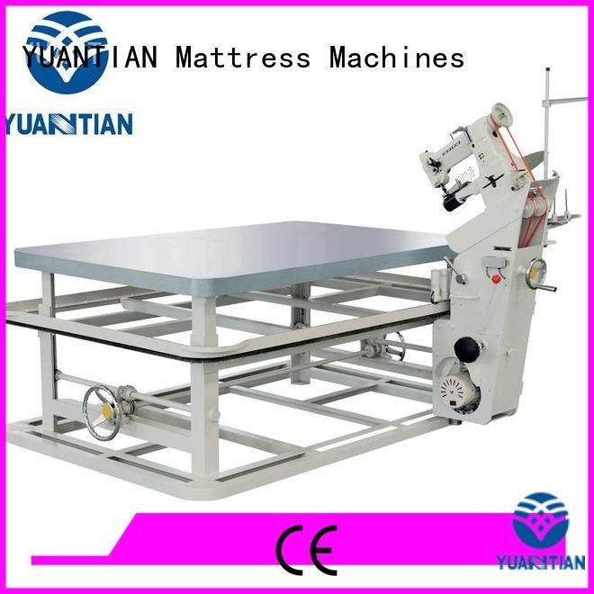 binding edge tape table YUANTIAN Mattress Machines mattress tape edge machine