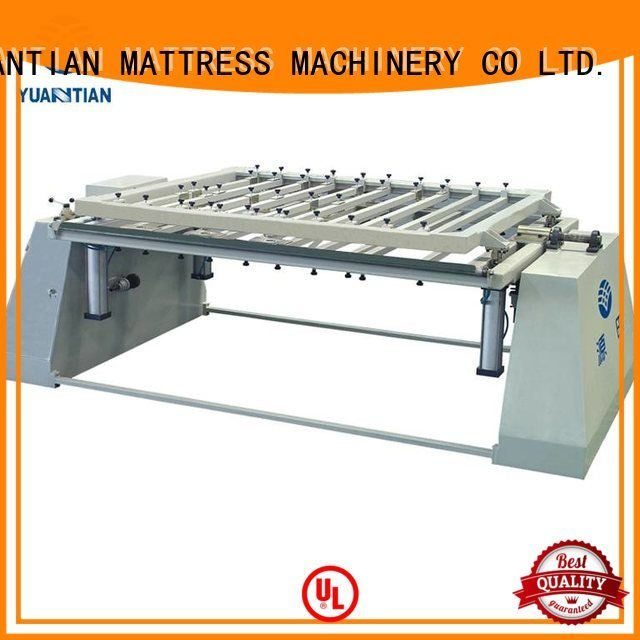 YUANTIAN Mattress Machines foam mattress making machine mattress wire border bending