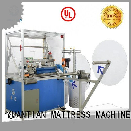 Double Sewing Heads Flanging Machine double Mattress Flanging Machine sewing