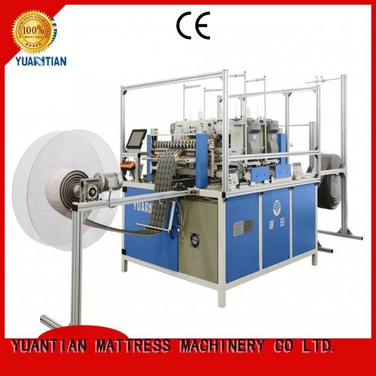 quilting machine for mattress price machine quilting singleneedle YUANTIAN Mattress Machines