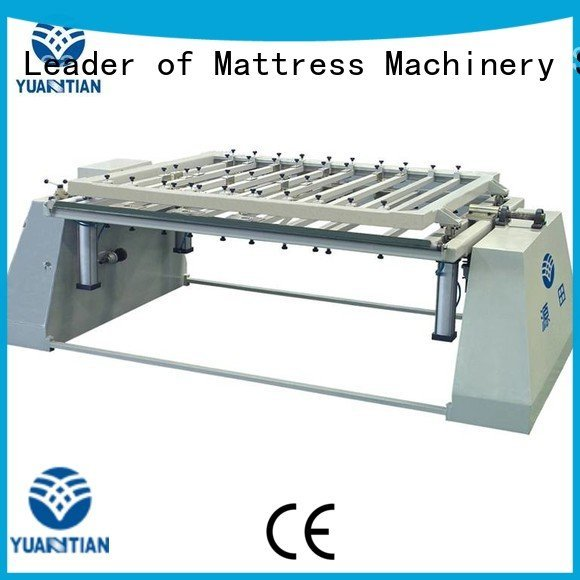 OEM mattress packing machine machine rollpack foam mattress making machine