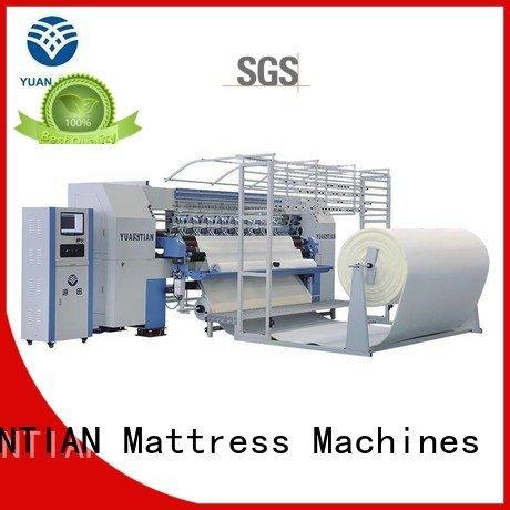 quilting machine for mattress price double YUANTIAN Mattress Machines Brand