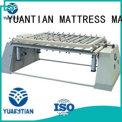 Hot foam mattress making machine automatic mattress poket YUANTIAN Mattress Machines Brand