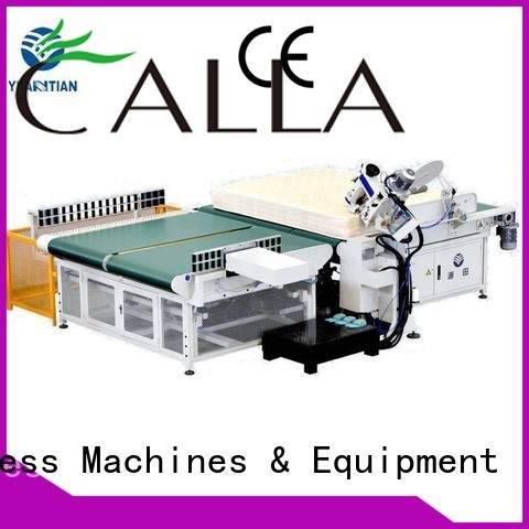 Hot mattress tape edge machine top YUANTIAN Mattress Machines Brand
