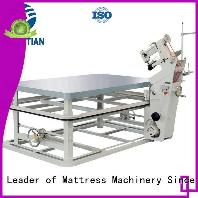 tape edge YUANTIAN Mattress Machines mattress tape edge machine