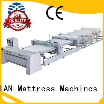quilting machine for mattress price border quilting machine for mattress YUANTIAN Mattress Machines Brand