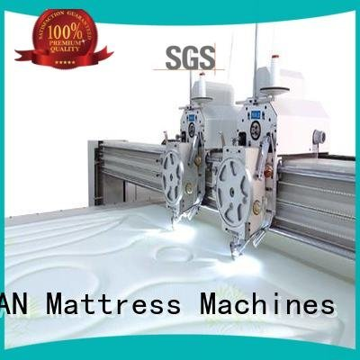 needle quilting machine for mattress YUANTIAN Mattress Machines quilting machine for mattress price