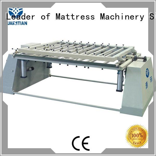 foam mattress making machine wire machine mattress packing machine