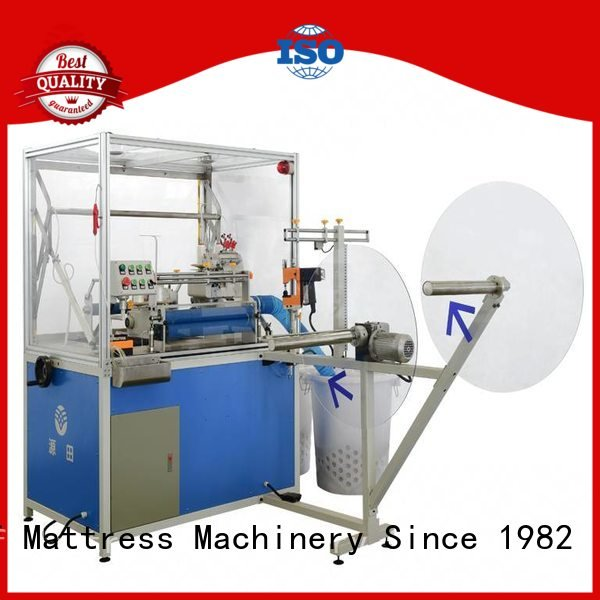 Double Sewing Heads Flanging Machine flanging sewing Mattress Flanging Machine YUANTIAN Mattress Machines Brand