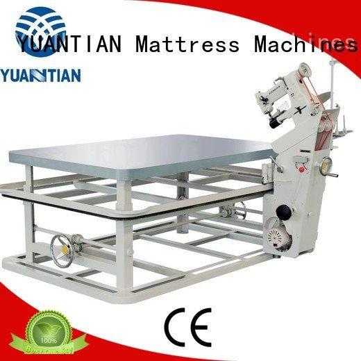 mattress tape edge machine edge YUANTIAN Mattress Machines Brand mattress tape edge machine