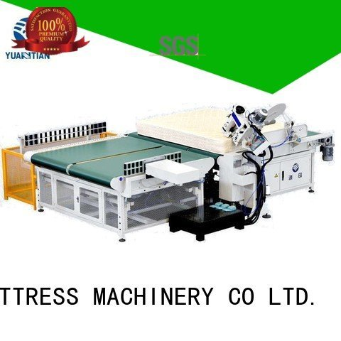 Quality YUANTIAN Mattress Machines Brand edge mattress tape edge machine
