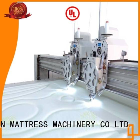 Wholesale double heads quilting machine for mattress YUANTIAN Mattress Machines Brand