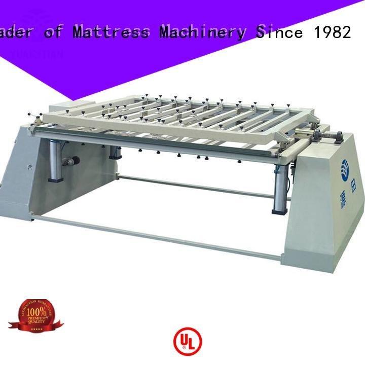 foam mattress making machine machine wire pneumatic packing YUANTIAN Mattress Machines
