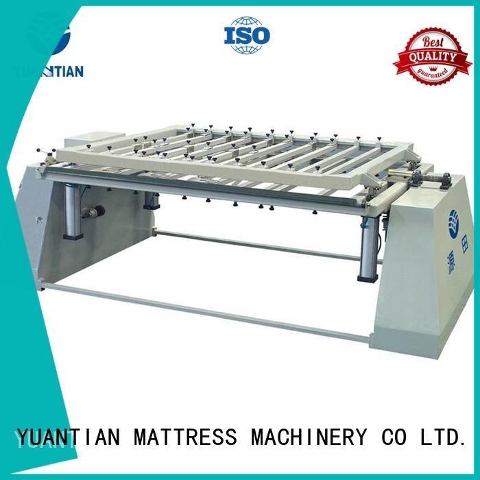 foam mattress making machine unpressing mattress packing machine poket