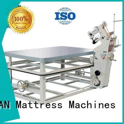 YUANTIAN Mattress Machines Brand binding table edge mattress tape edge machine
