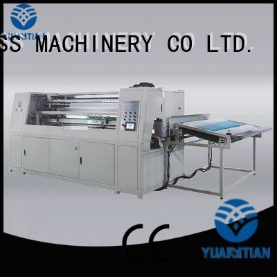 automatic dzg1a speed assembling YUANTIAN Mattress Machines Automatic Pocket Spring Machine