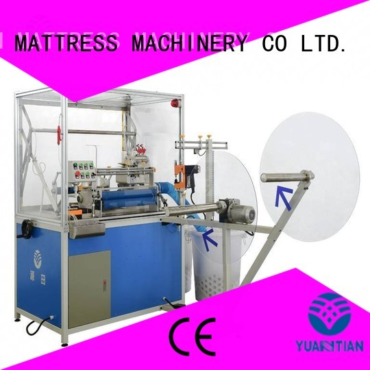 Hot Double Sewing Heads Flanging Machine flanging YUANTIAN Mattress Machines Brand