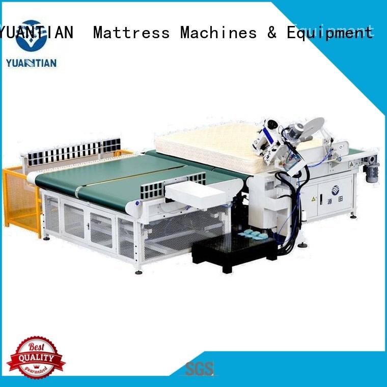 Quality YUANTIAN Mattress Machines Brand mattress tape edge machine mattress