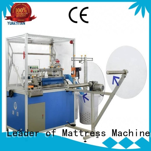 Double Sewing Heads Flanging Machine double mattress Mattress Flanging Machine sewing company
