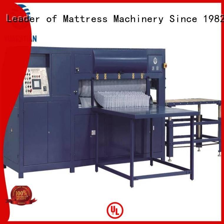 foam mattress making machine jb2 bending spring YUANTIAN Mattress Machines