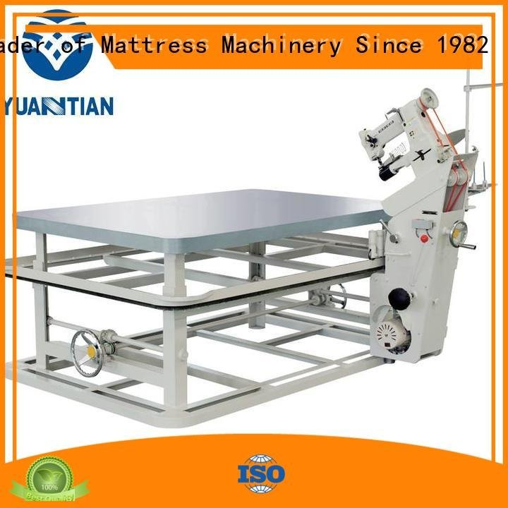 mattress tape edge machine edge mattress table YUANTIAN Mattress Machines