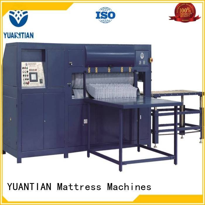 foam mattress making machine bending automatic mattress packing machine